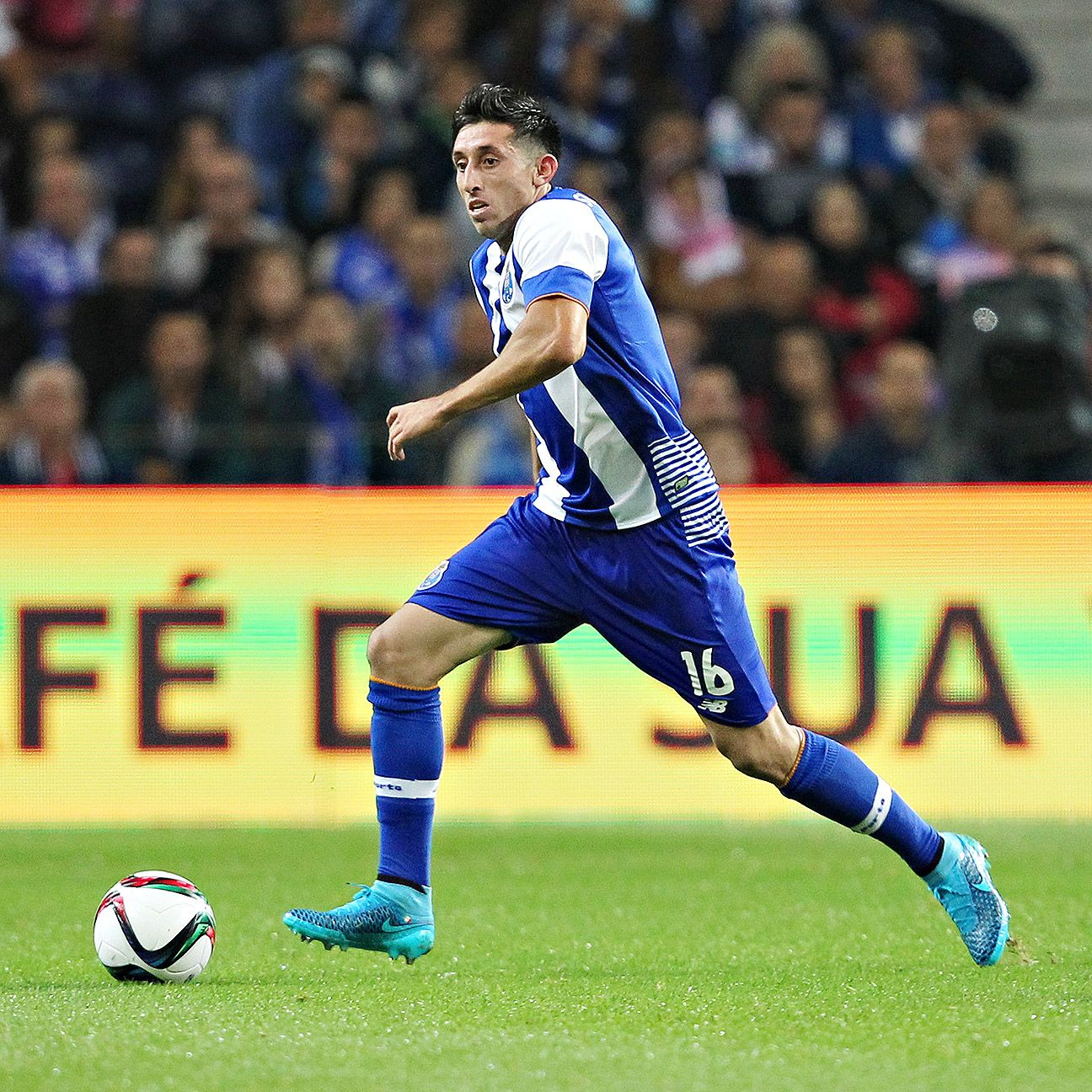 It's a good sign for Mexico that Hector Herrera is off to a quick start with Porto in 2016.