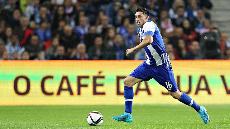Image result for Héctor Herrera 2016-17