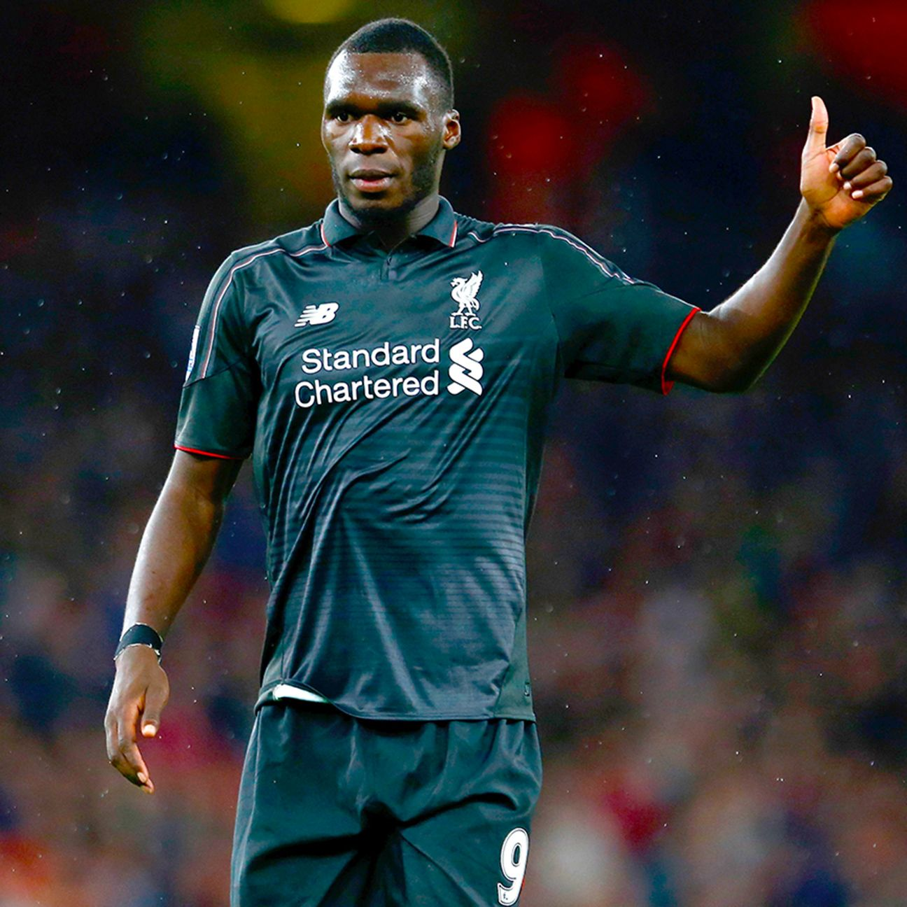 Christian Benteke should have scoring chances at his disposal when Liverpool face West Ham.