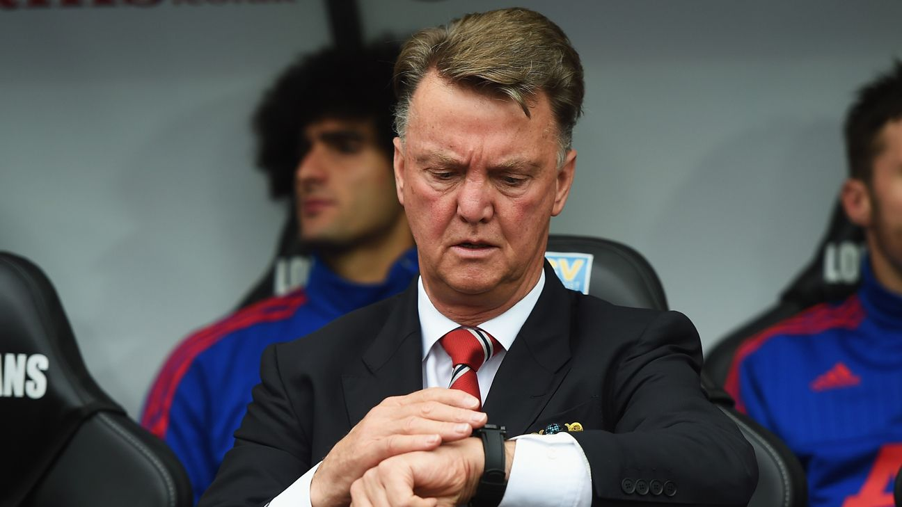 With Manchester United out of the Champions League and struggling to reach the top four, time is running out on Louis van Gaal at Old Trafford.