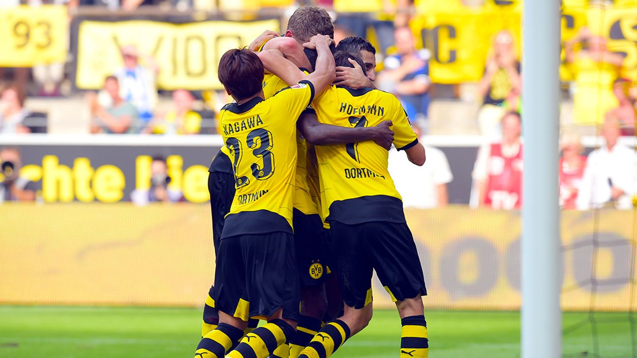 Henrikh Mkhitaryan solid play up front resulted in three scoring celebrations for the hosts.
