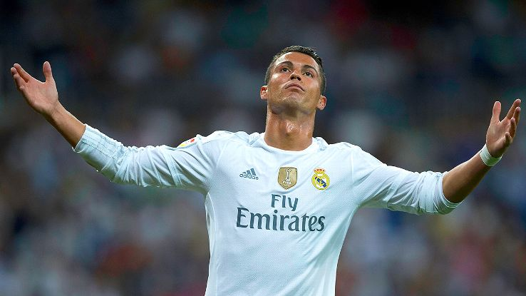 Cristiano Ronaldo has been the face of frustration recently having not scored since late July.
