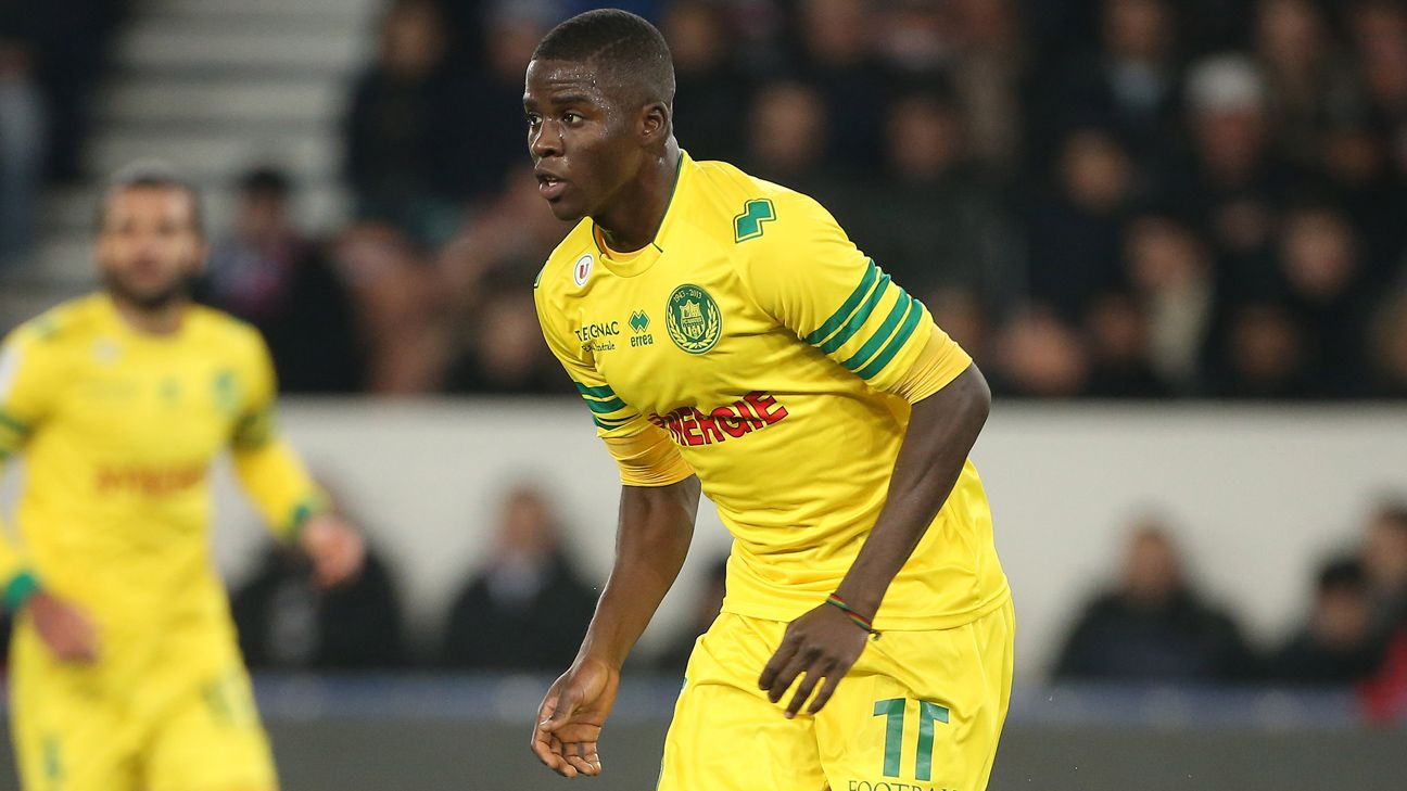 Papy Djilobodji's agent 'knows nothing about football' - Nantes chief
