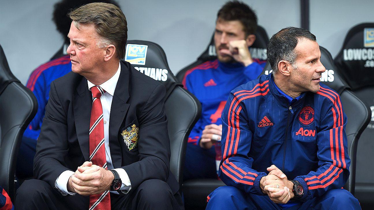 Paul Scholes, Gary Neville criticism of Man United doesn't bother Van Gaal