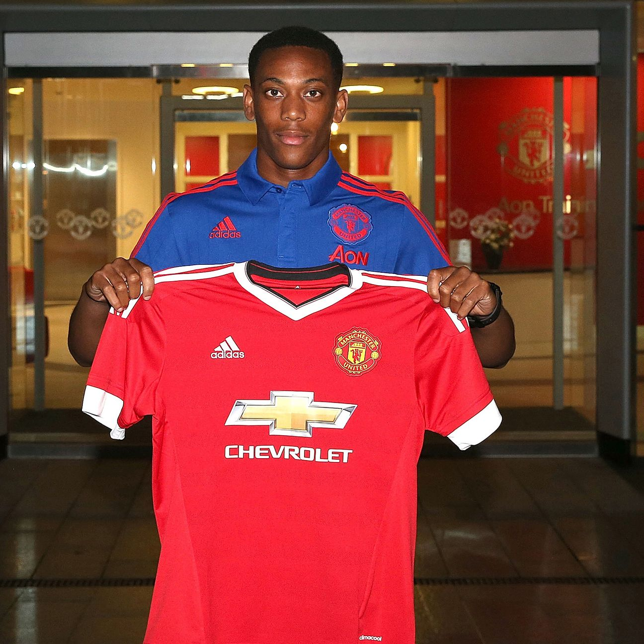 Manchester United paid big money for 19-year-old Anthony Martial. Will he pan out at Old Trafford?