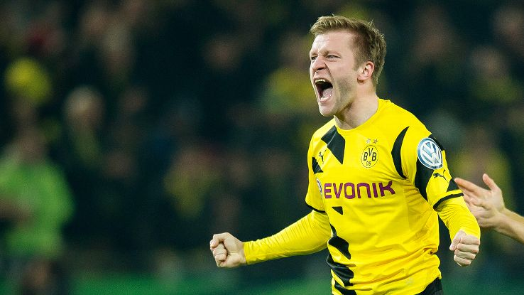 Kevin Grosskreutz criticises Borussia Dortmund over Jakub ...