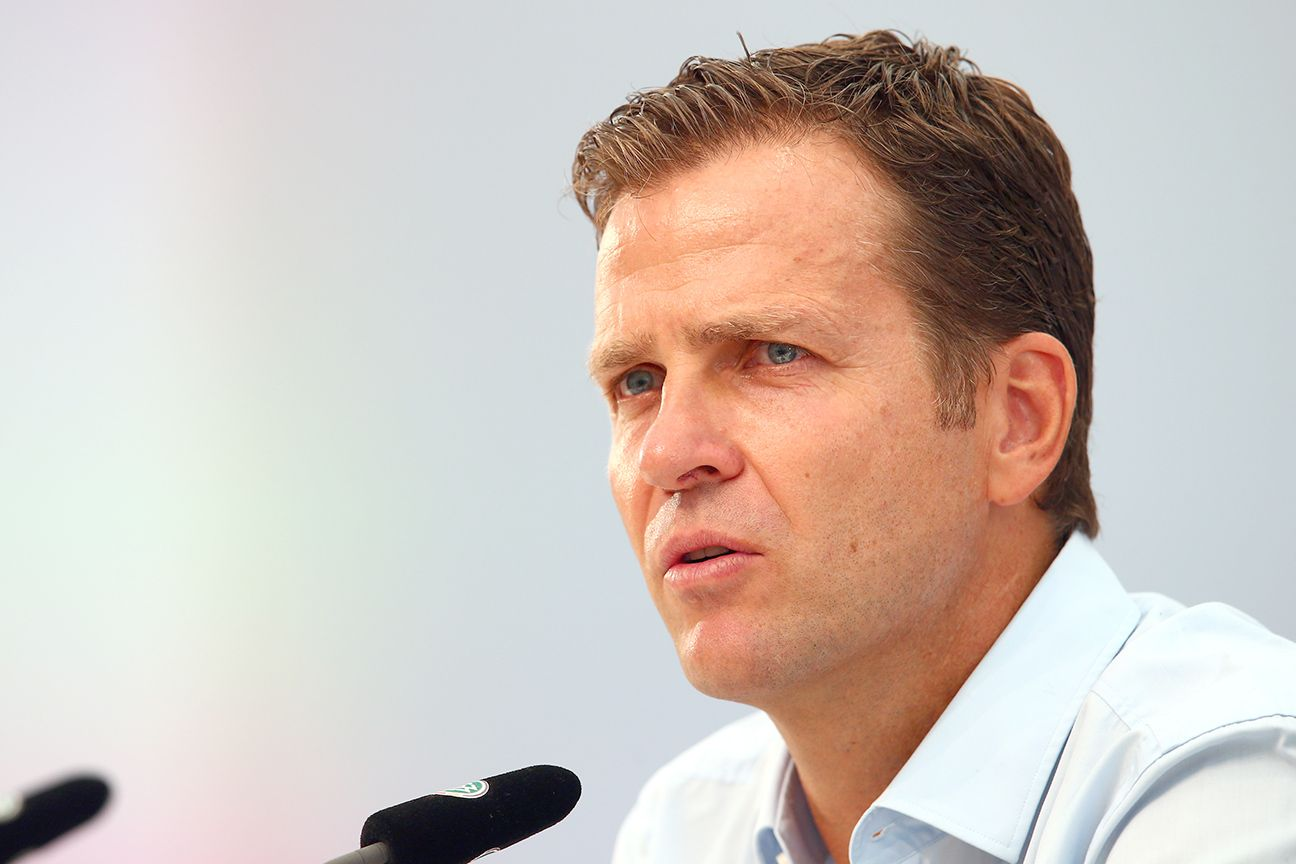 Oliver Bierhoff: Germany must have courage to change despite successes