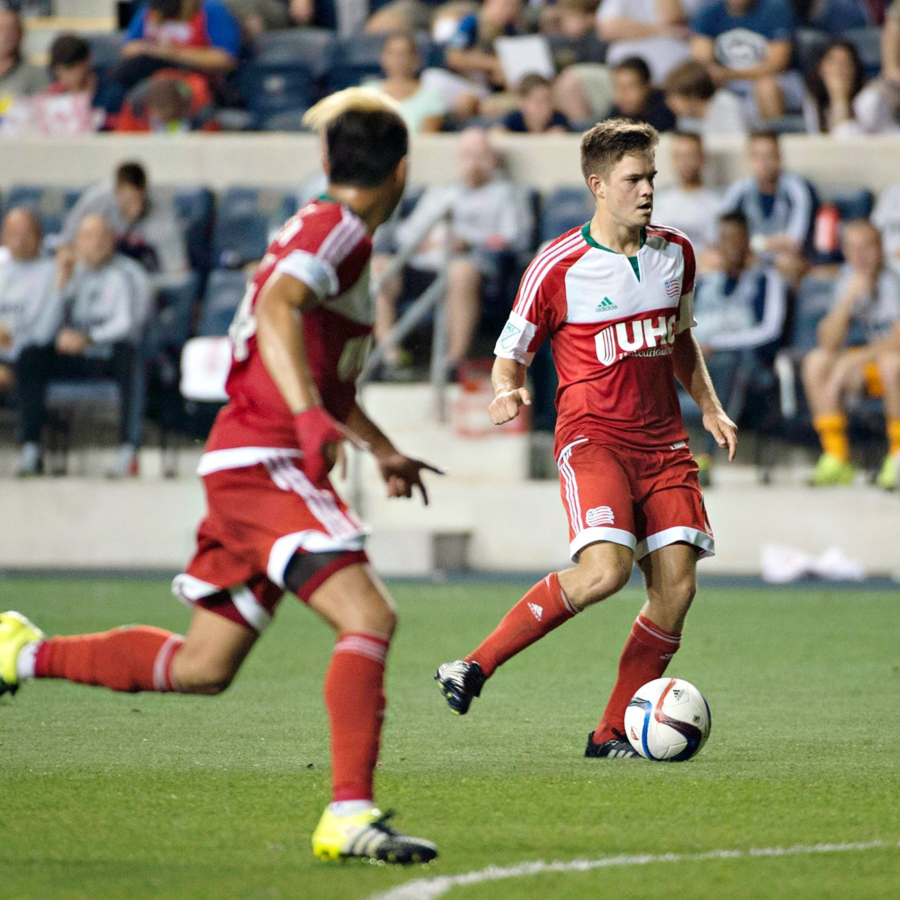 An unbeaten streak of five games has put the Revolution in good shape to make an energized drive for the top spot in the wide-open Eastern Conference.