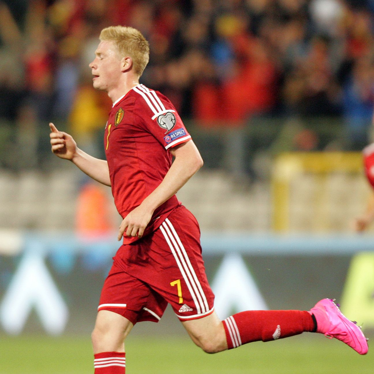 After a slow start, Kevin De Bruyne and Belgium's quality proved to be too much for Bosnia-Herzegovina.