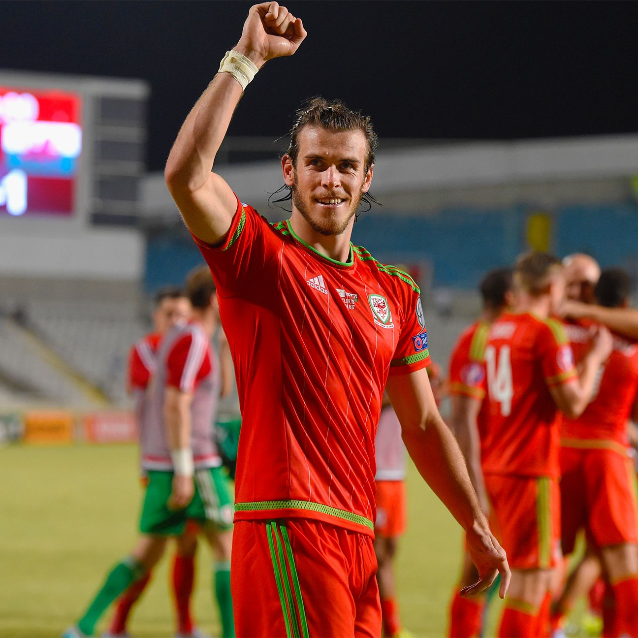 Gareth Bale has led Wales to the brink of their first major tournament in almost 58 years.