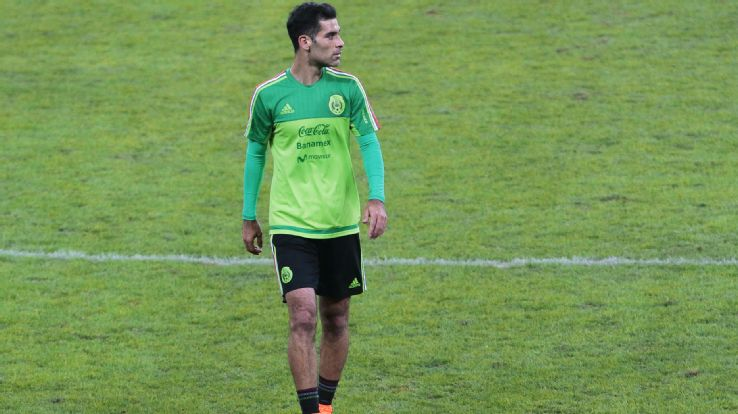 Coaches have come and gone, but Rafa Marquez remains a stalwart in the Mexico defense.