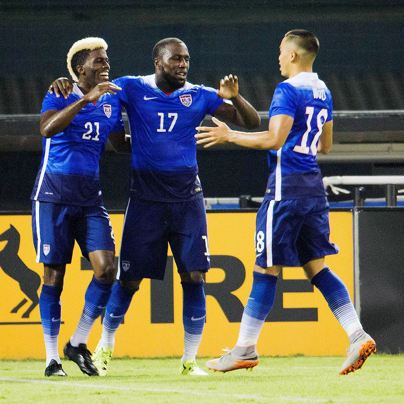 After a disappointing Gold Cup, Jozy Altidore's brace against Peru is a good sign for the U.S.