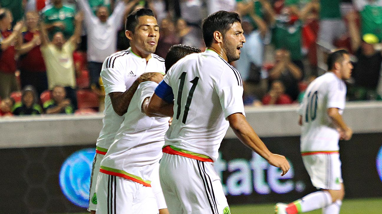 Mexico displayed their best and worst in Friday's draw with Trinidad & Tobago.