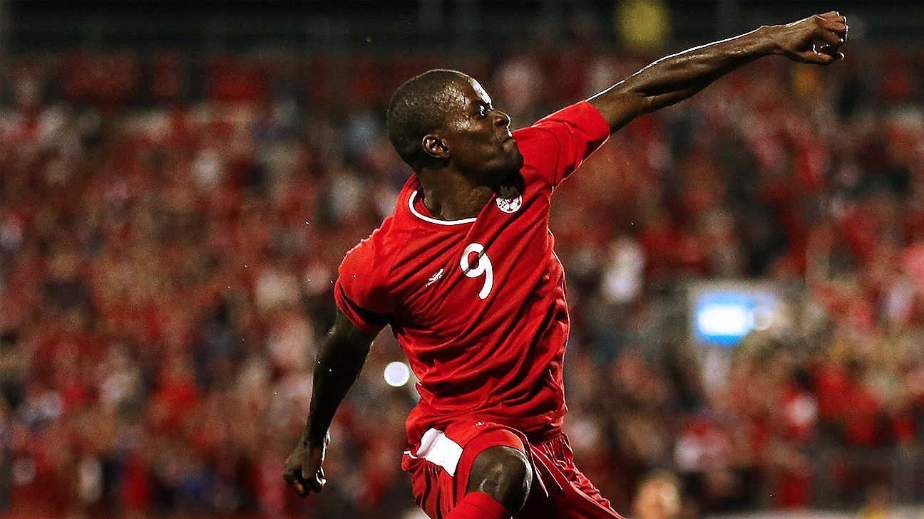 Ricketts powers Canada; Nicaragua stun Jamaica in World Cup qualifying