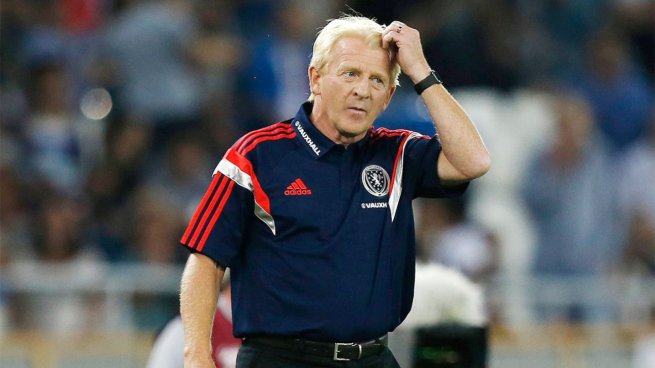 Gordon Strachan's Scotland stumbled in September to put their Euro 2016 hopes in jeopardy.