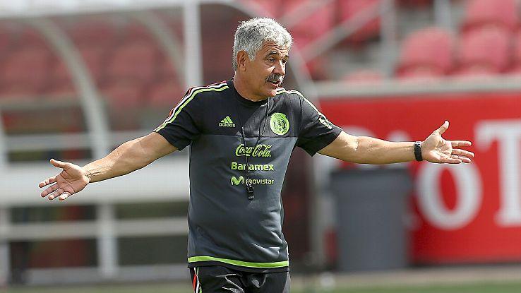 Mexico fans hope interim coach Ricardo Ferretti can deliver a win on Saturday.