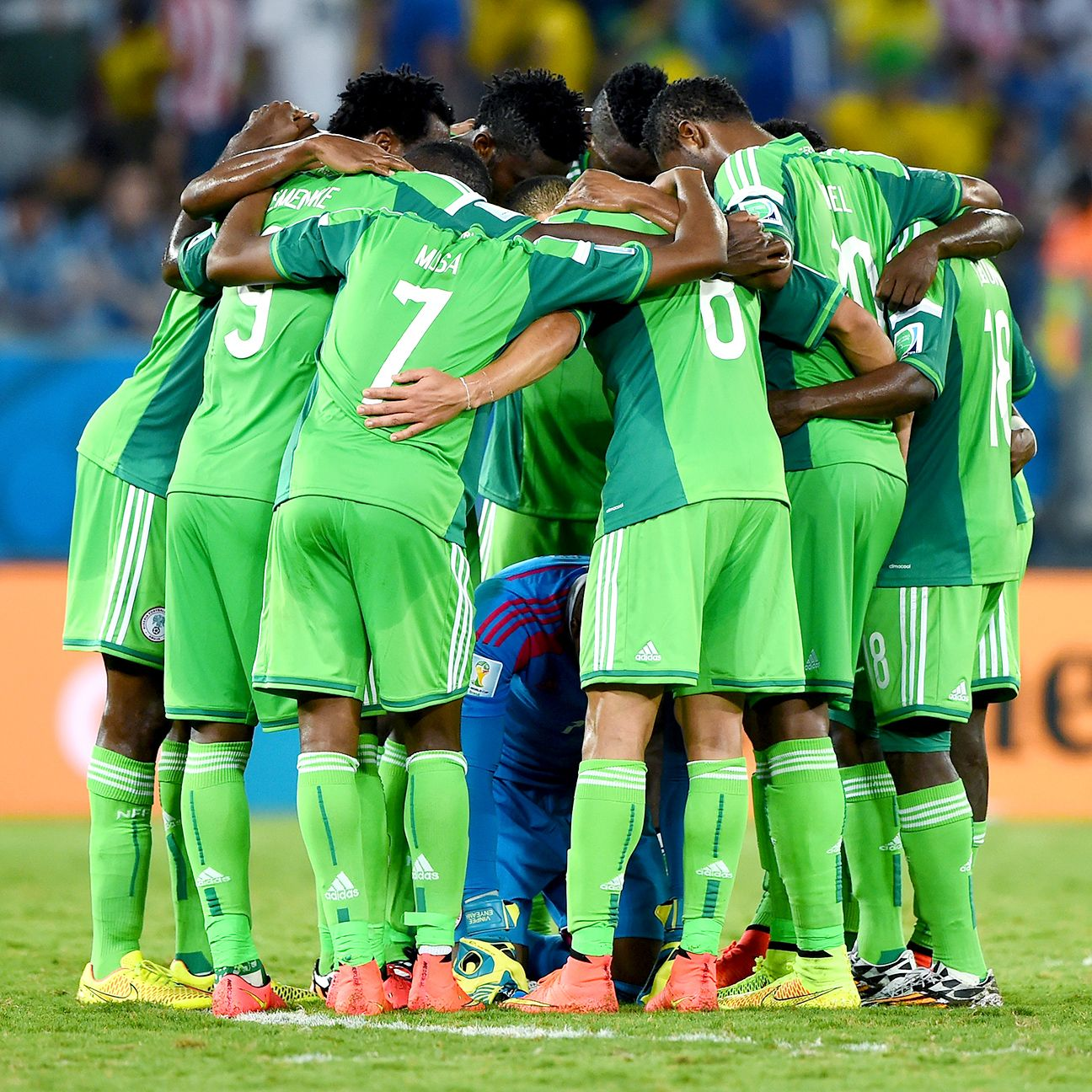 Nigeria are unbeaten through their first two matches of 2017 African Nations' Cup qualifying.