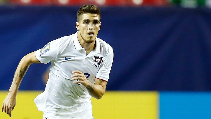 All signs are pointing toward center back Ventura Alvarado starting for the U.S. on Tuesday night.