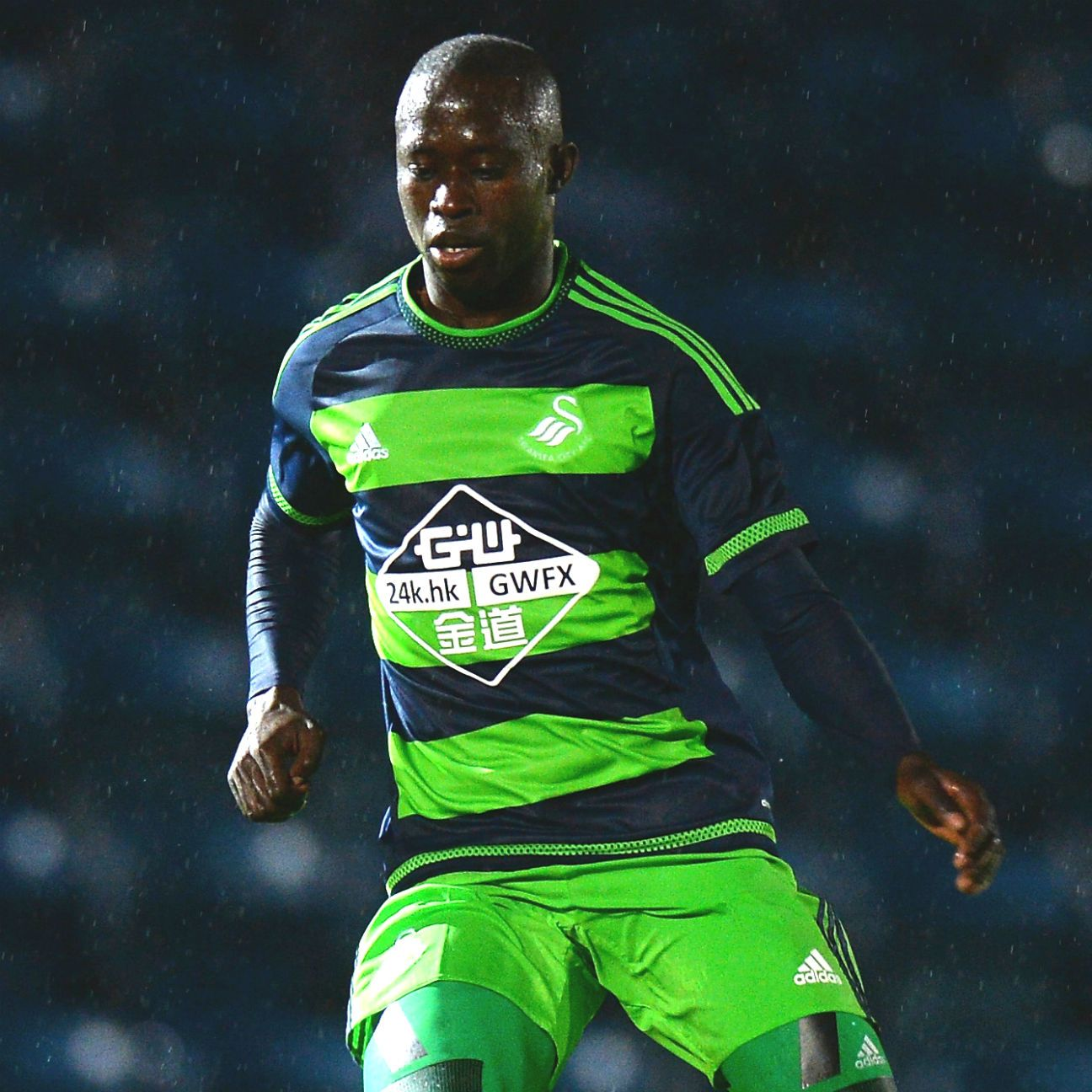 Mo Barrow did well on the wing for Swansea vs. Sunderland and could bey a key component against Watford on Monday.