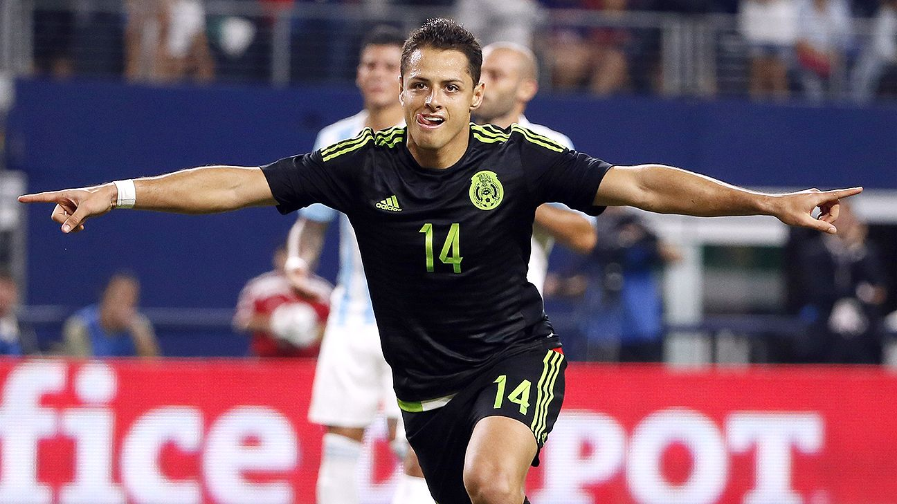 Since returning from an injury sustained right before the Gold Cup, Chicharito Hernandez has been unstoppable for club and country.