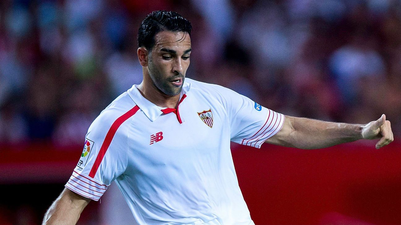 France call up Sevilla's Adil Rami amid Raphael Varane ...
