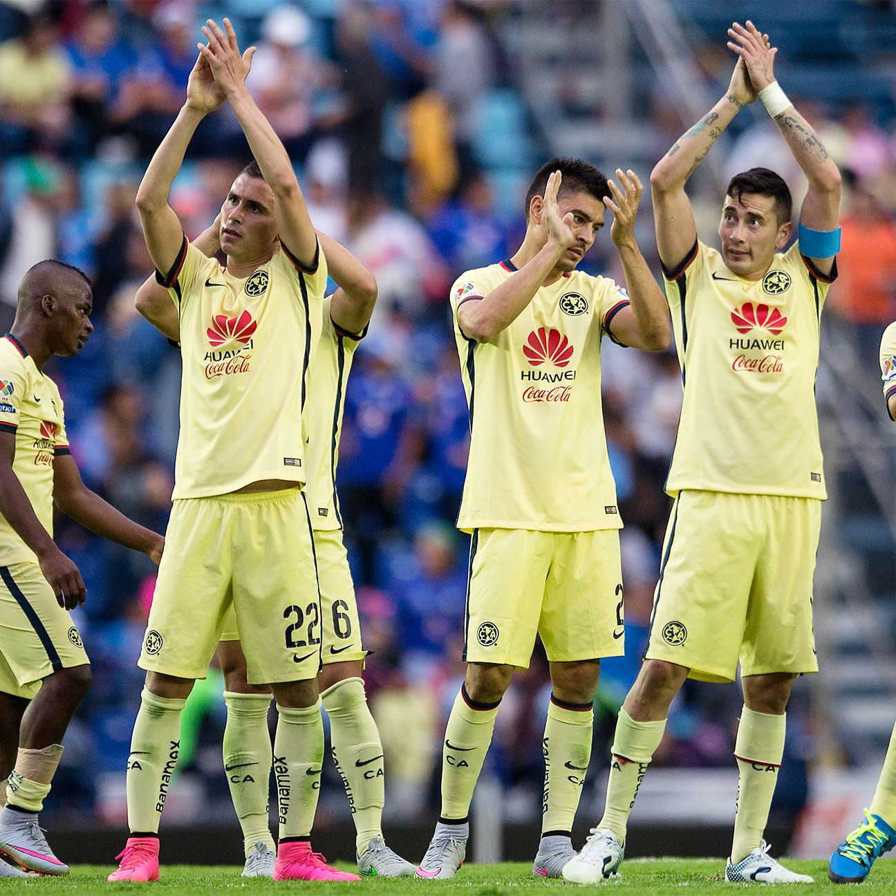 Club America have lost just twice away from home this season in Liga MX.