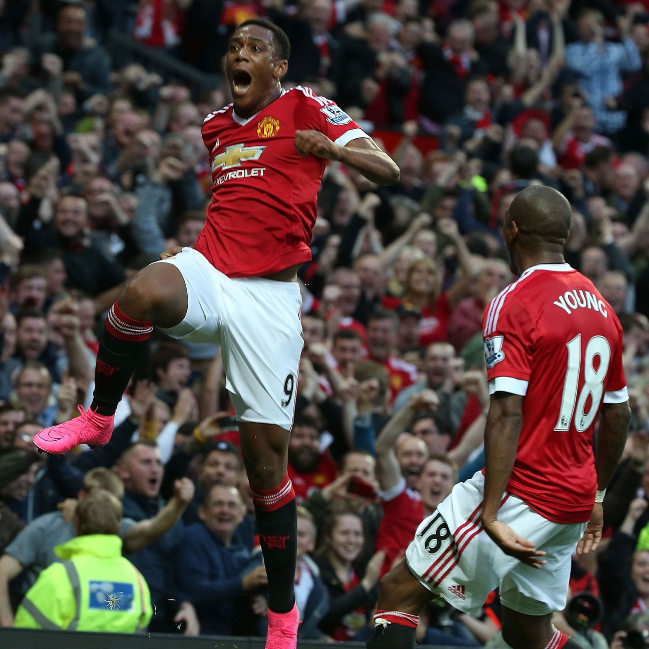 Anthony Martial Wraps Up Man United Win Over Liverpool