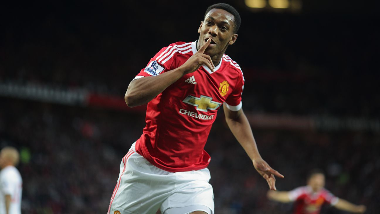 Anthony Martial over Wayne Rooney up front Van Nistelrooy ESPN FC