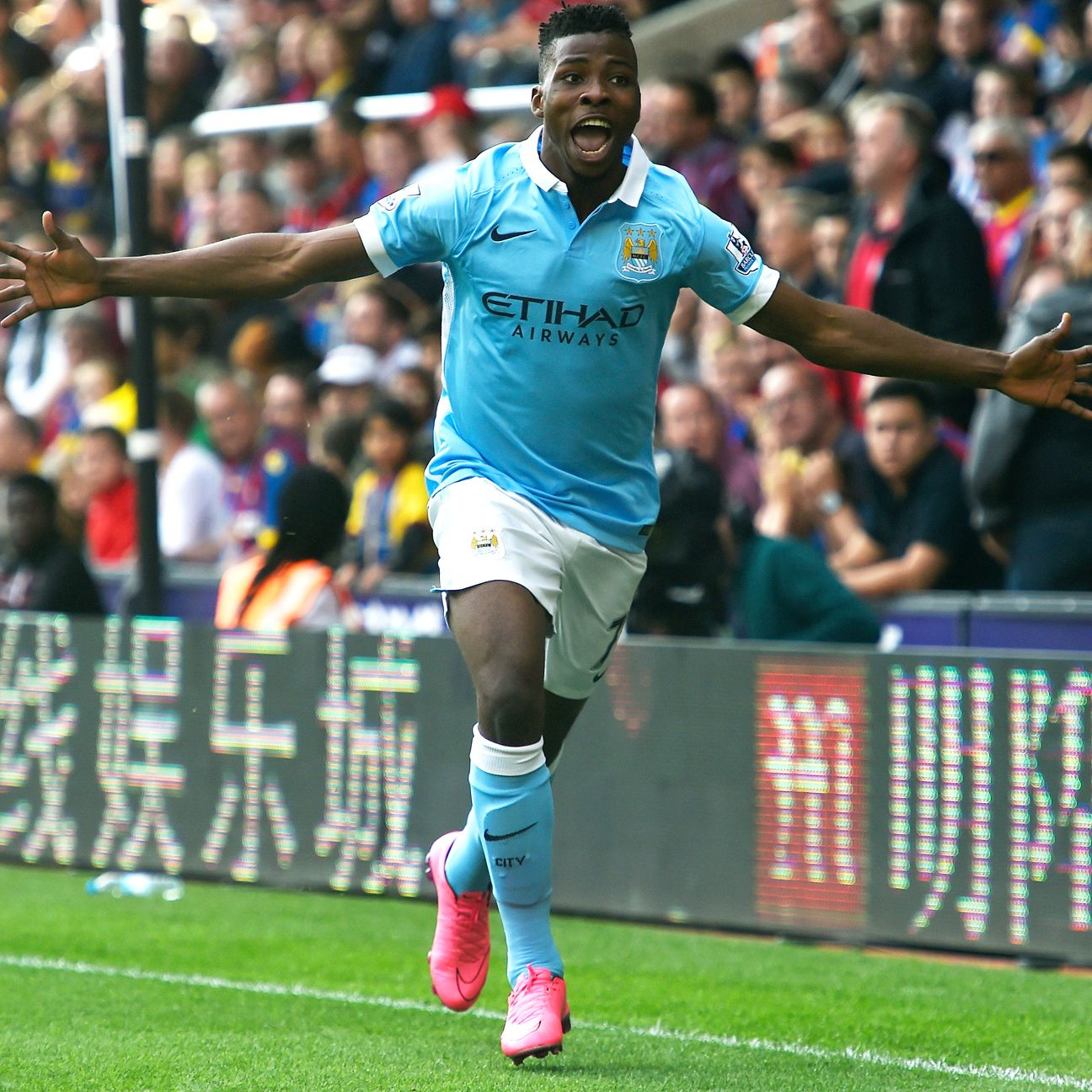 Kelechi Iheanacho's heroics with Manchester City could result in a Nigeria senior team call-up.