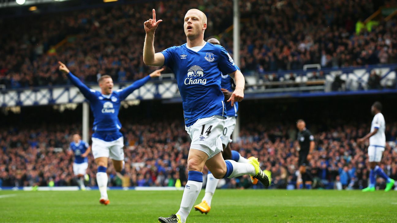 With a strong need up top, Norwich City's primary winter objective could well become Everton's Steven Naismith.