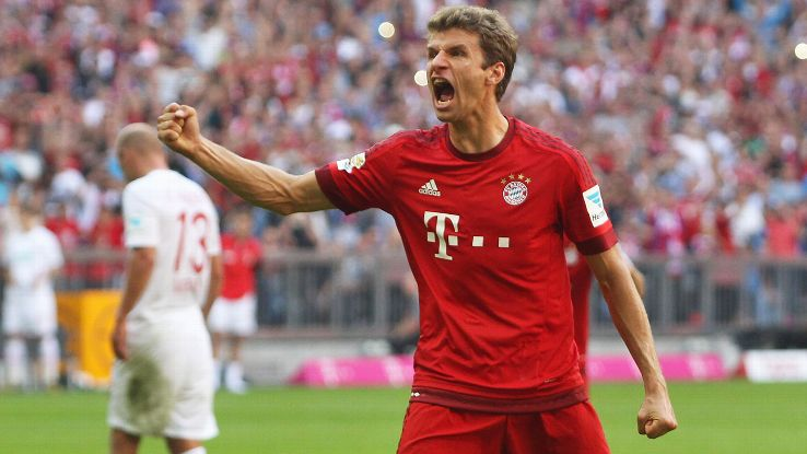 Referee Admits Error Over Bayern Penalty Muller Had Nerves