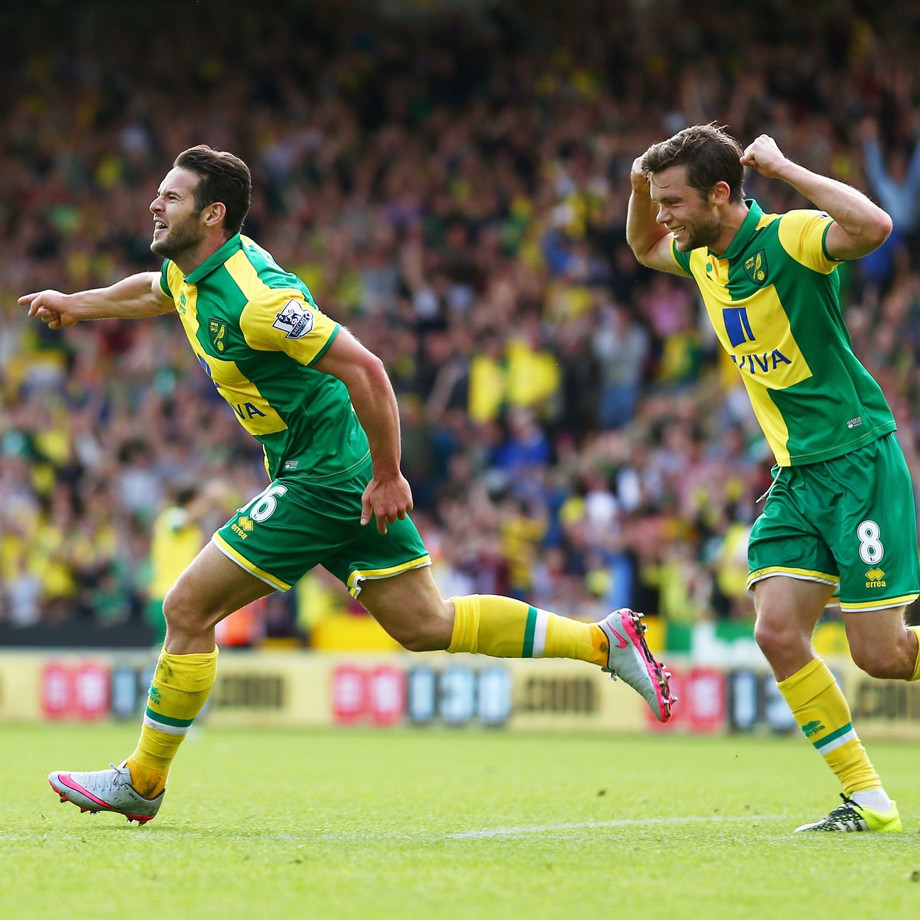 Norwich City have failed to establish any consistency in their first season back in the Premier League.