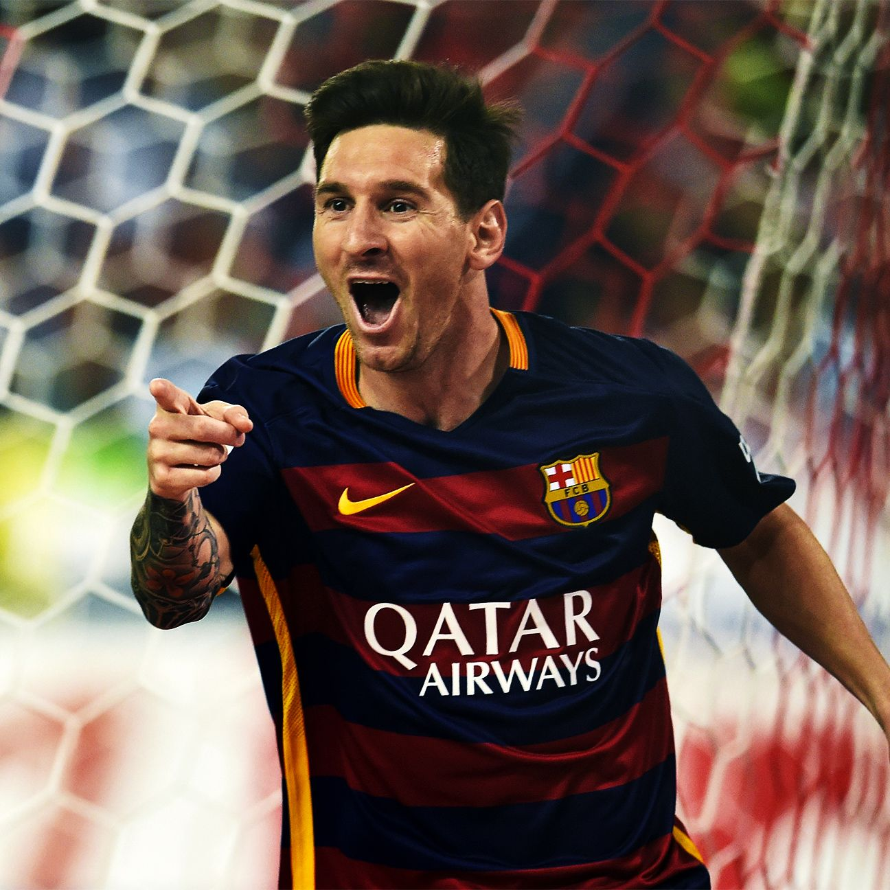 Messi was just the boost Barcelona needed to complete their comeback at the Vicente Calderon.