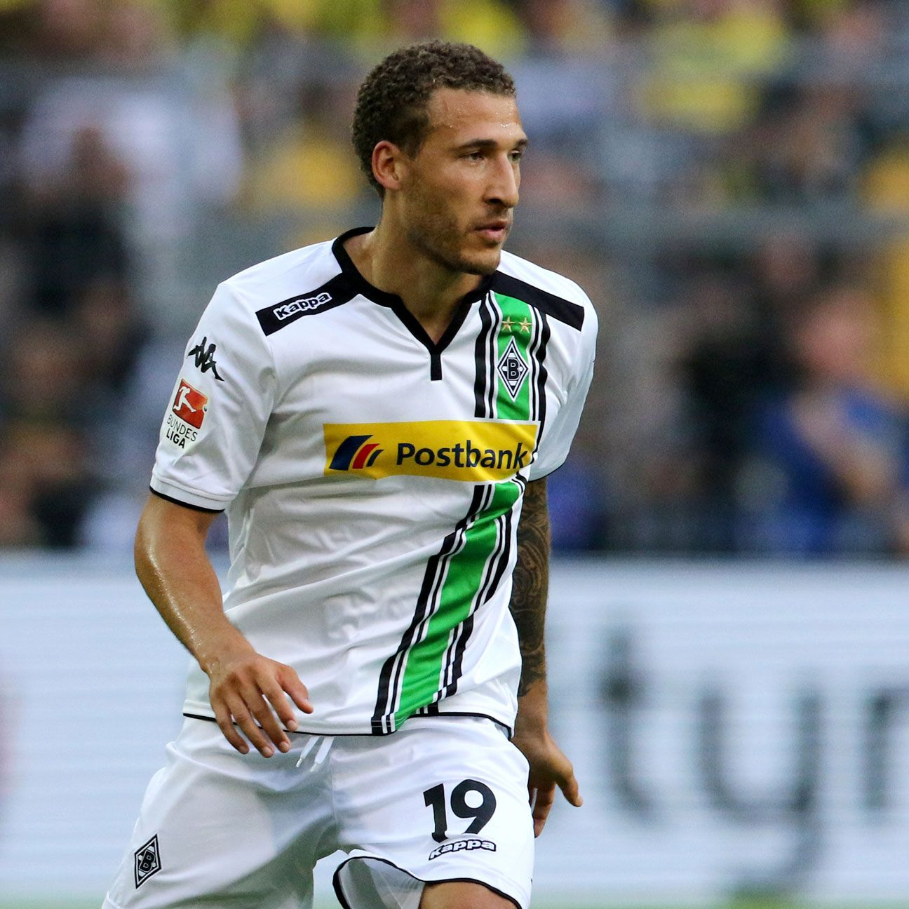 Fabian Johnson has been in fine form for Borussia Monchengladbach, with four goals in his last six games.