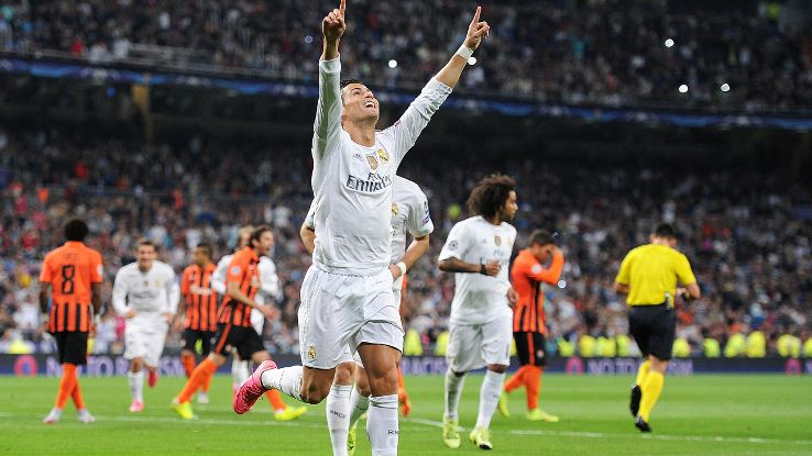 Cristiano Ronaldo has already notched 10 goals in all competitions this season.