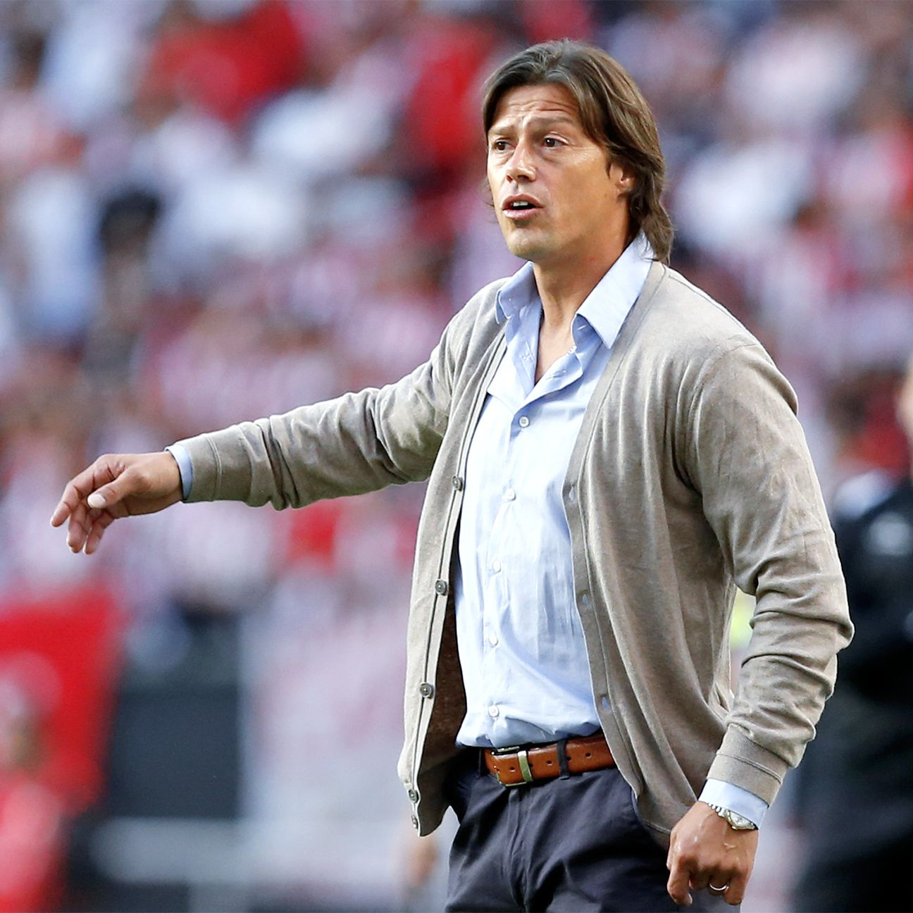 Chivas' unbeaten run under Matias Almeyda came to an end on Sunday.