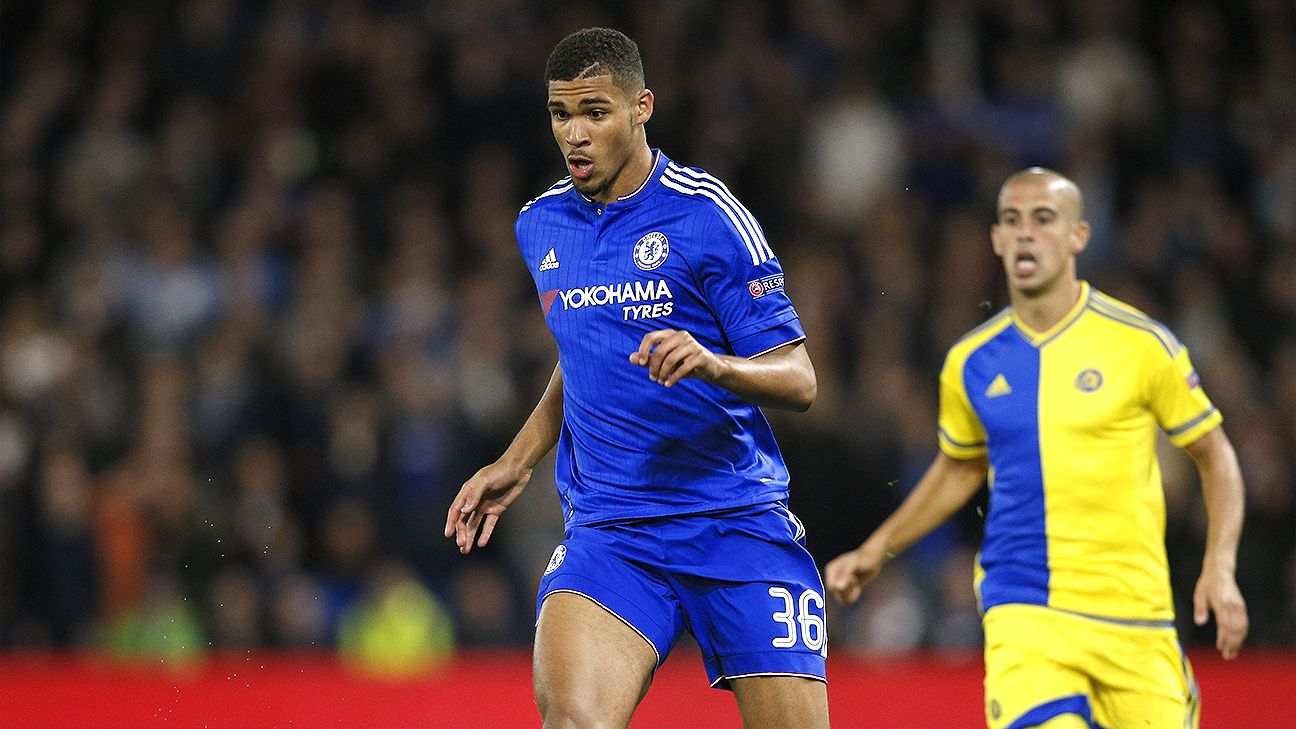 Ruben Loftus-Cheek's performance in midfield helped drive Chelsea to victory over Maccabi Tel-Aviv.