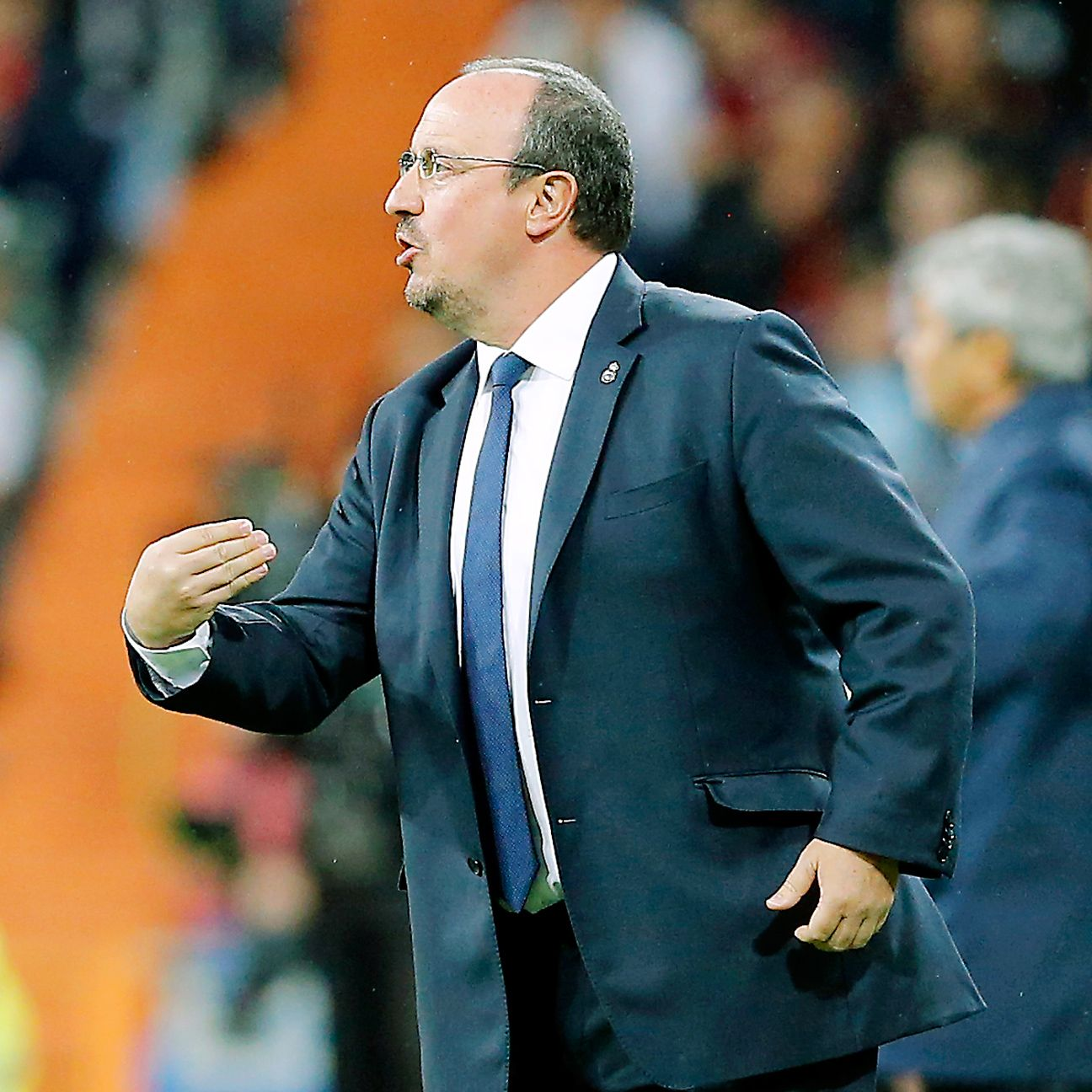 After an injury-full midweek win over Shakhtar Donetsk, Rafa Benitez's Real Madrid will take on a different look against Granada.
