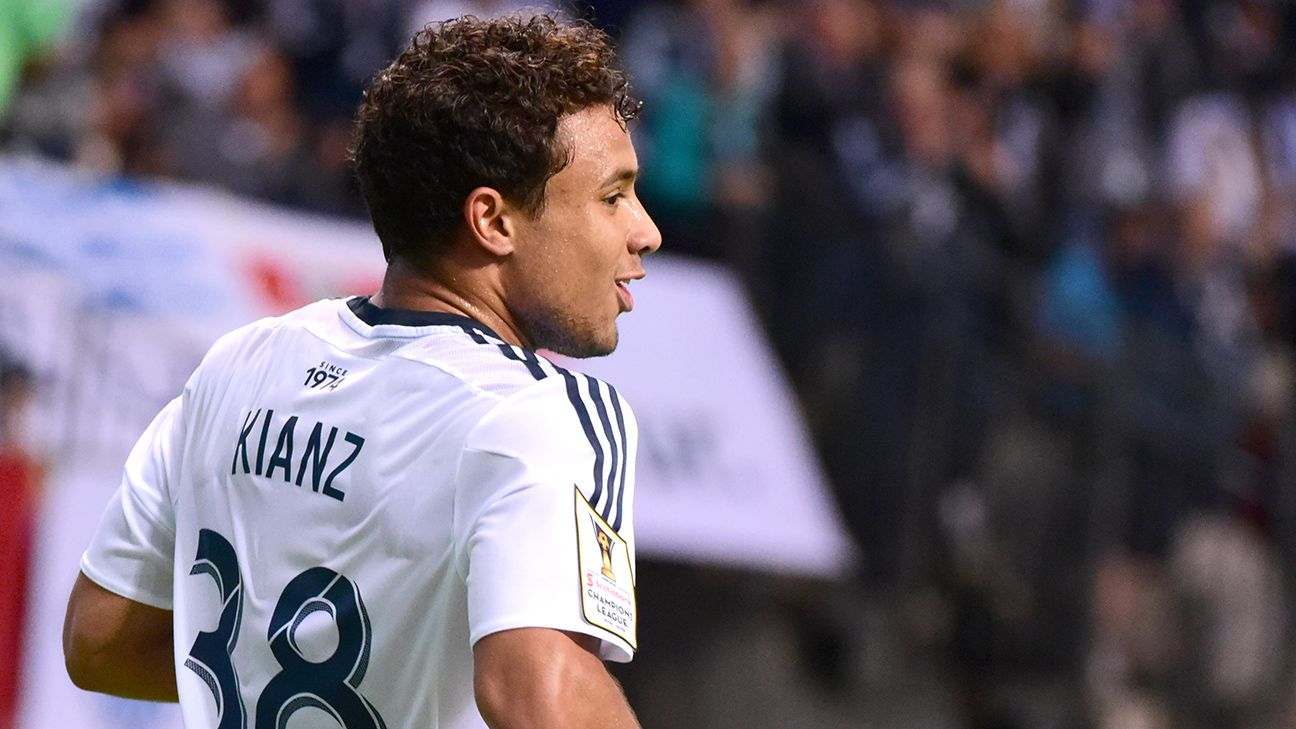 Vancouver's CONCACAF Champions League destiny is in their own hands thanks to Kianz Froese's winner against Olimpia.