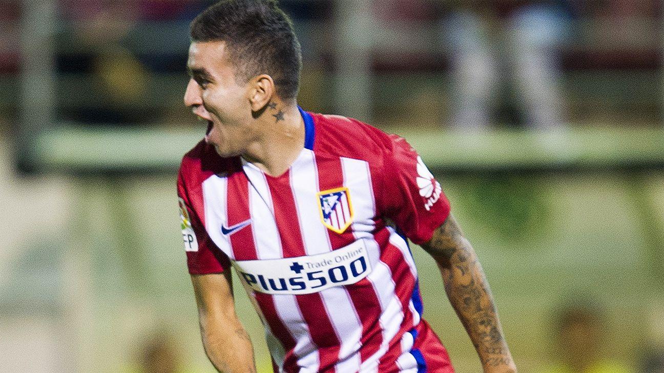 Angel Correa's slick movement against Eibar on Saturday helped Atletico Madrid pick up three points.