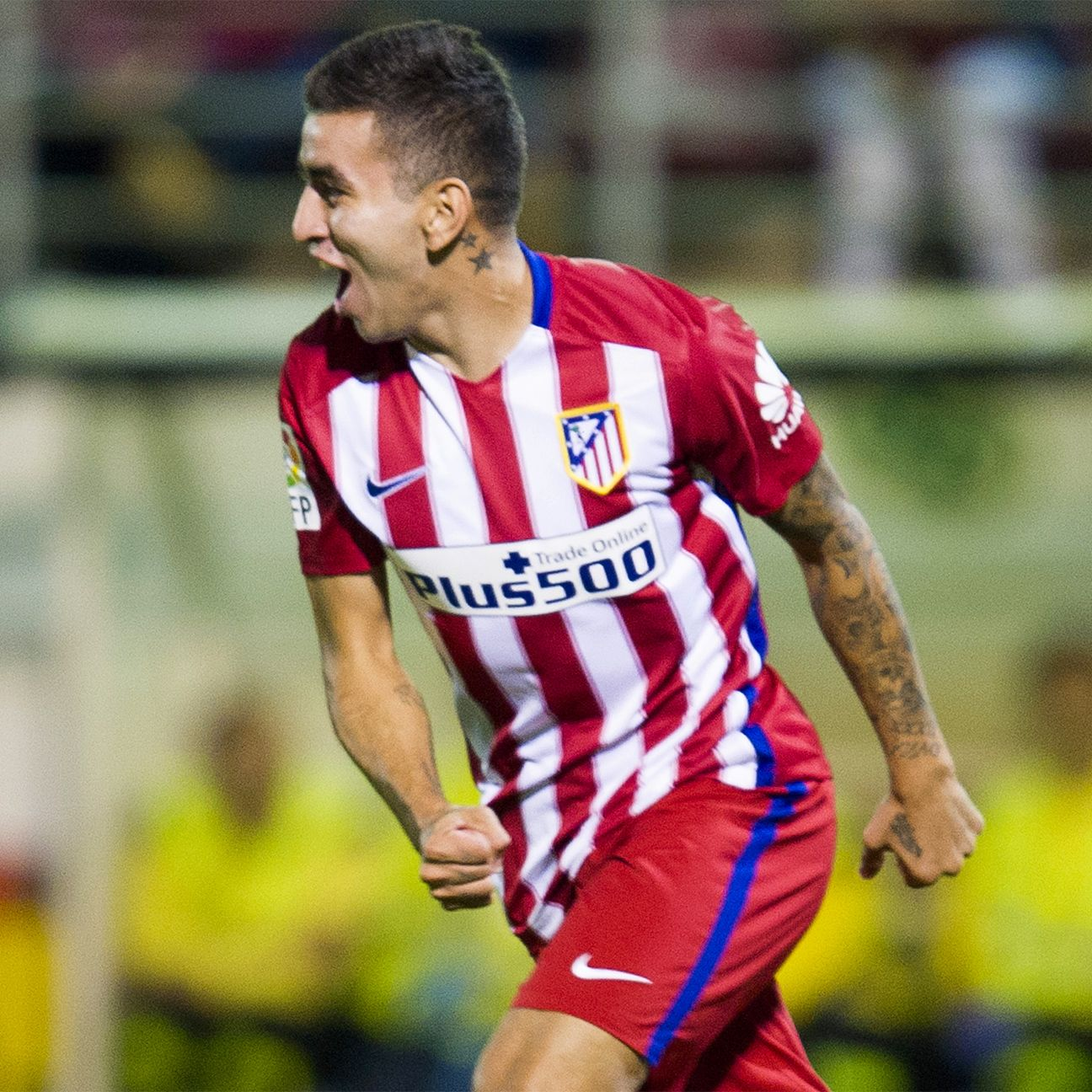Angel Correa's slick movement against Eibar on Saturday helped Atletico Madrid pick up three points.