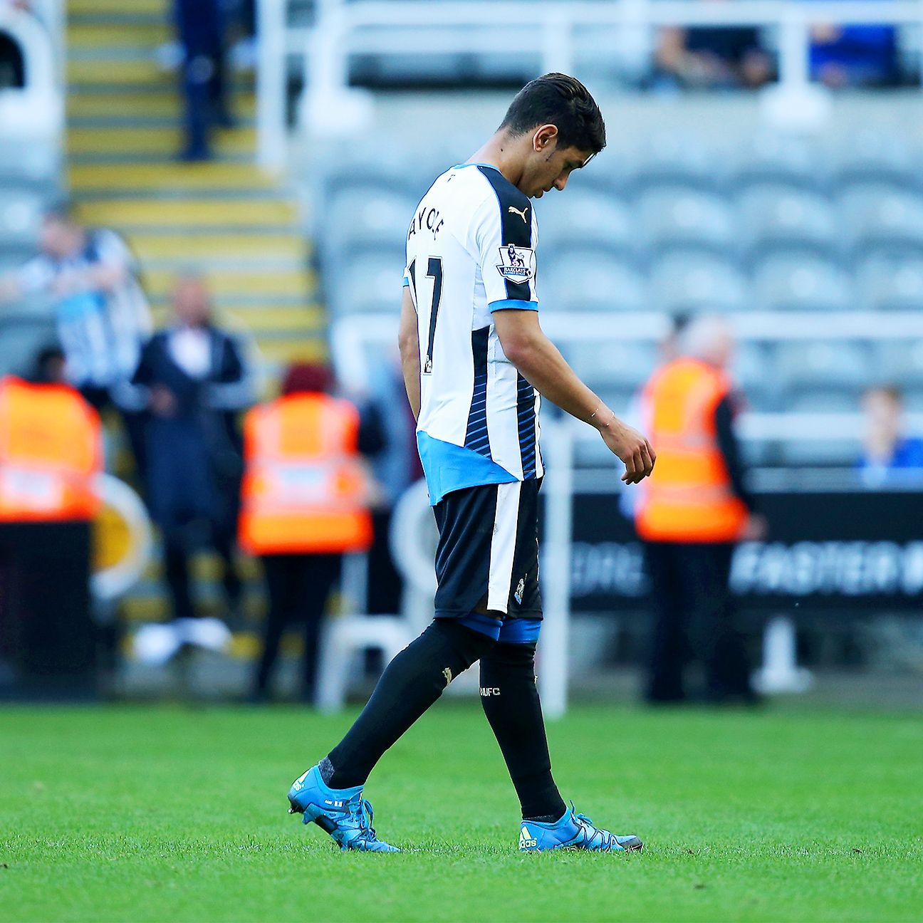 It was another dismal day for Ayoze Perez and Newcastle after falling to Watford.
