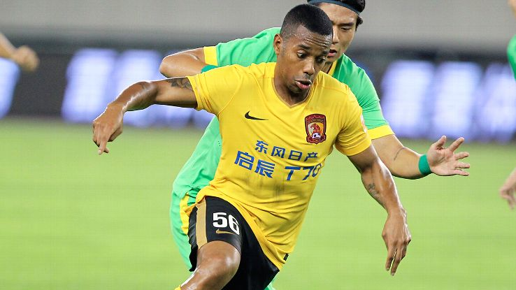 The summer addition of Robinho has Guangzhou Evergrande dreaming of a fifth straight Chinese Super League title.