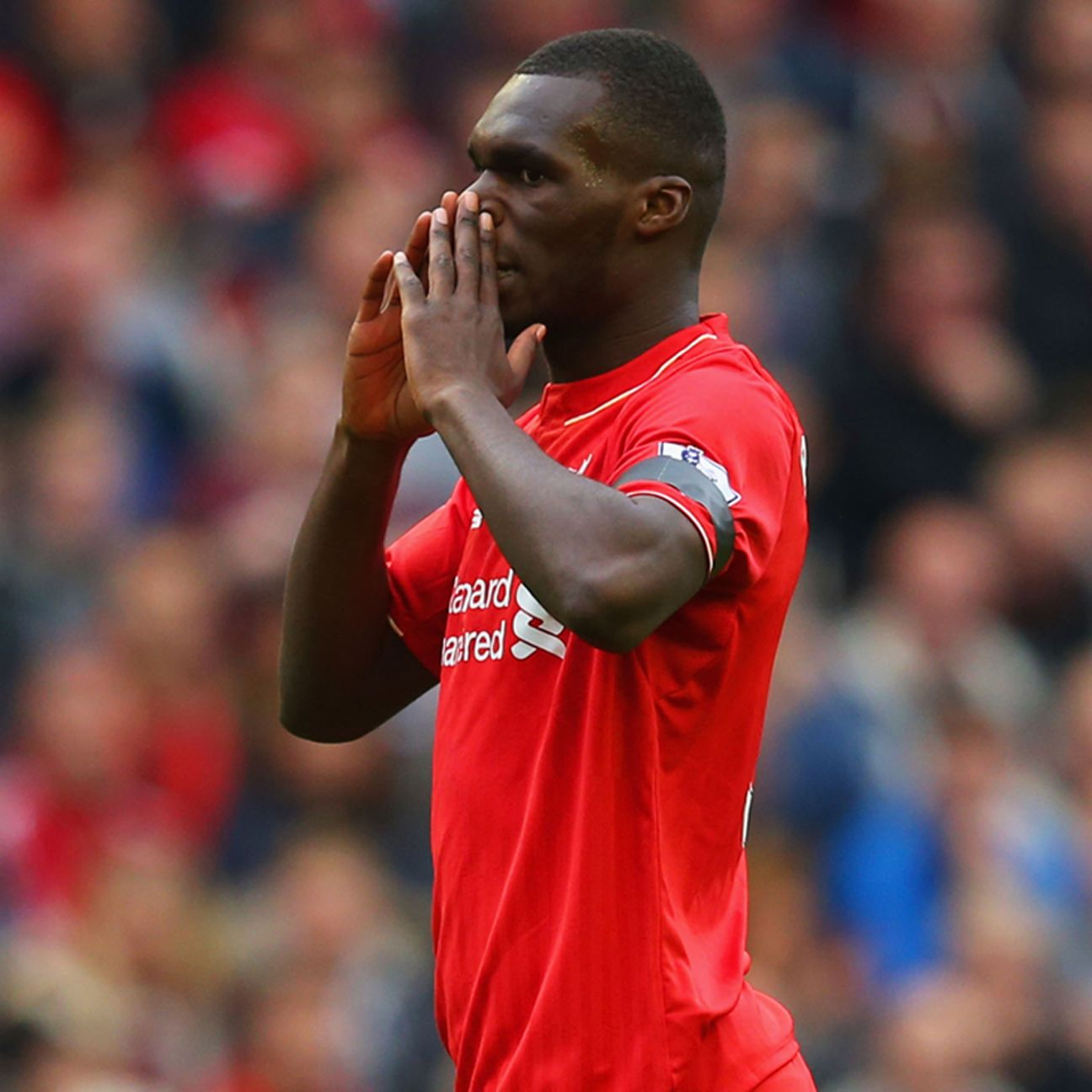 After three goal-filled seasons at Aston Villa, Christian Benteke has found the going tough at Liverpool.