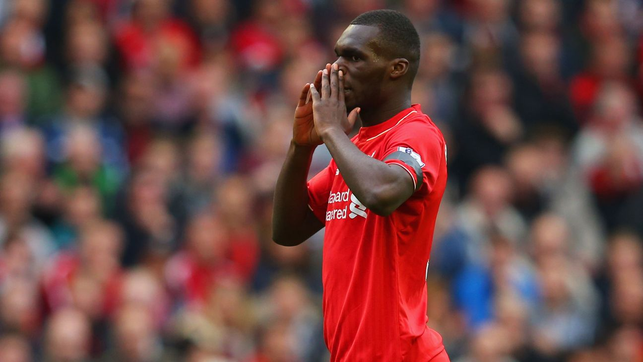 Aston Villa and Liverpool forward Christian Benteke reunion ESPN FC
