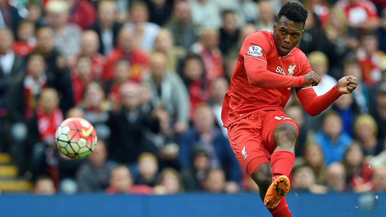 Daniel Sturridge has appeared in just three Premier League matches this season for Liverpool.