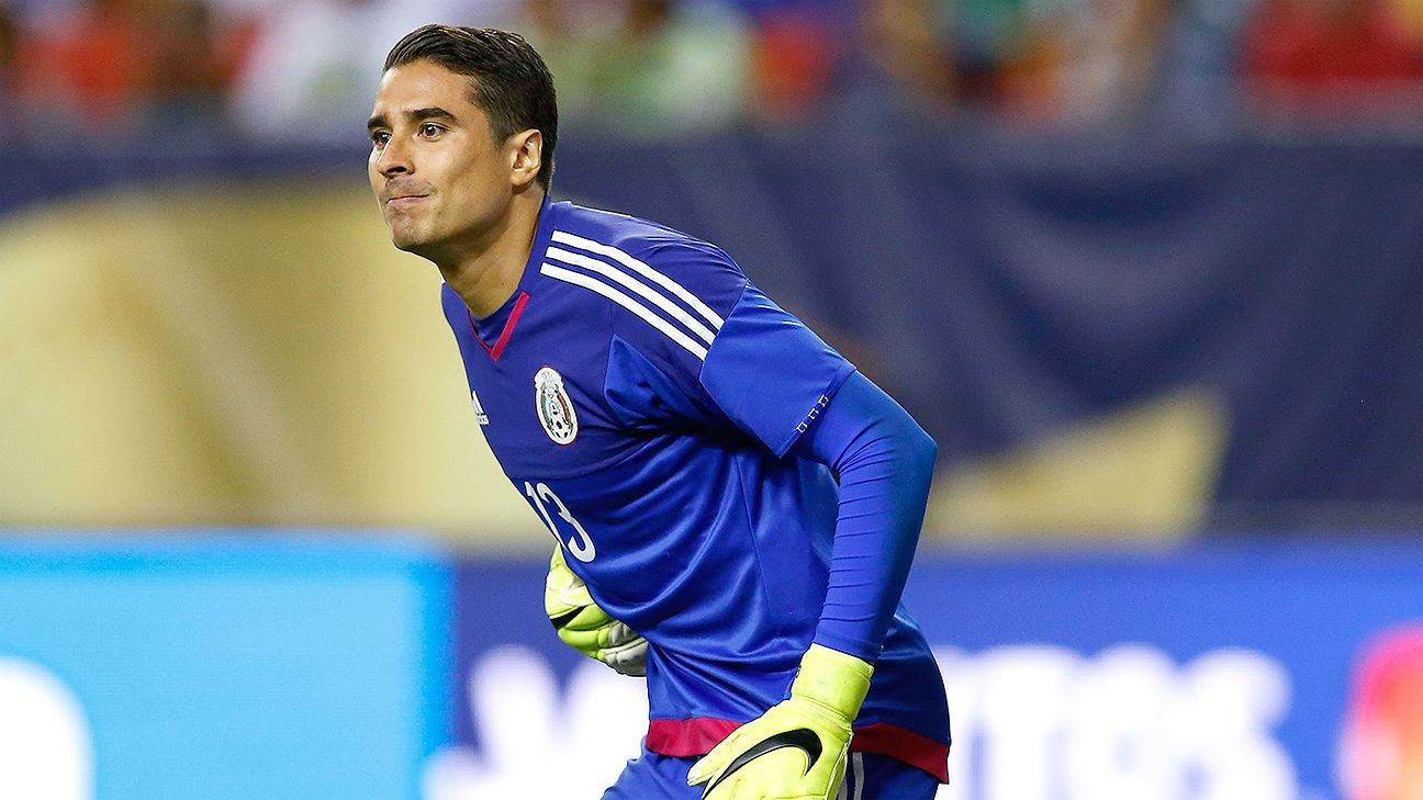 After winning the Gold Cup with Mexico over the summer, Guillermo Ochoa was not even called up for this month's CONCACAF Cup vs. the United States.