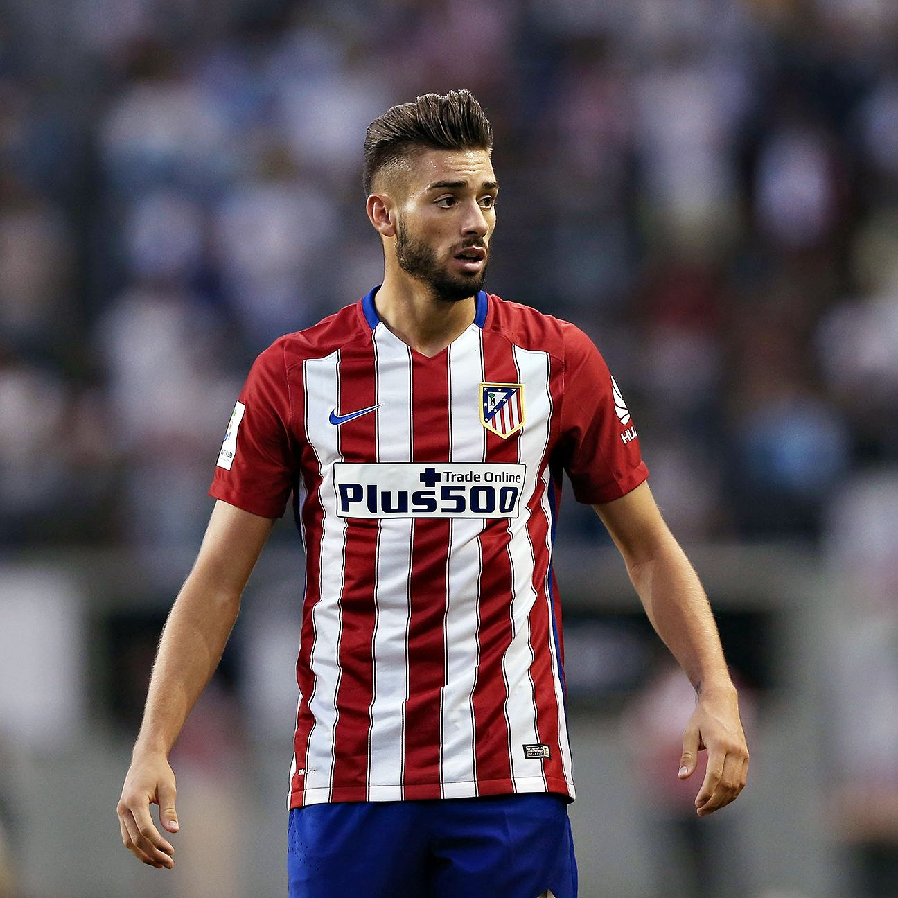 The little used Yannick Ferreira-Carrasco could be in line for his first start of the season on Tuesday against Getafe.