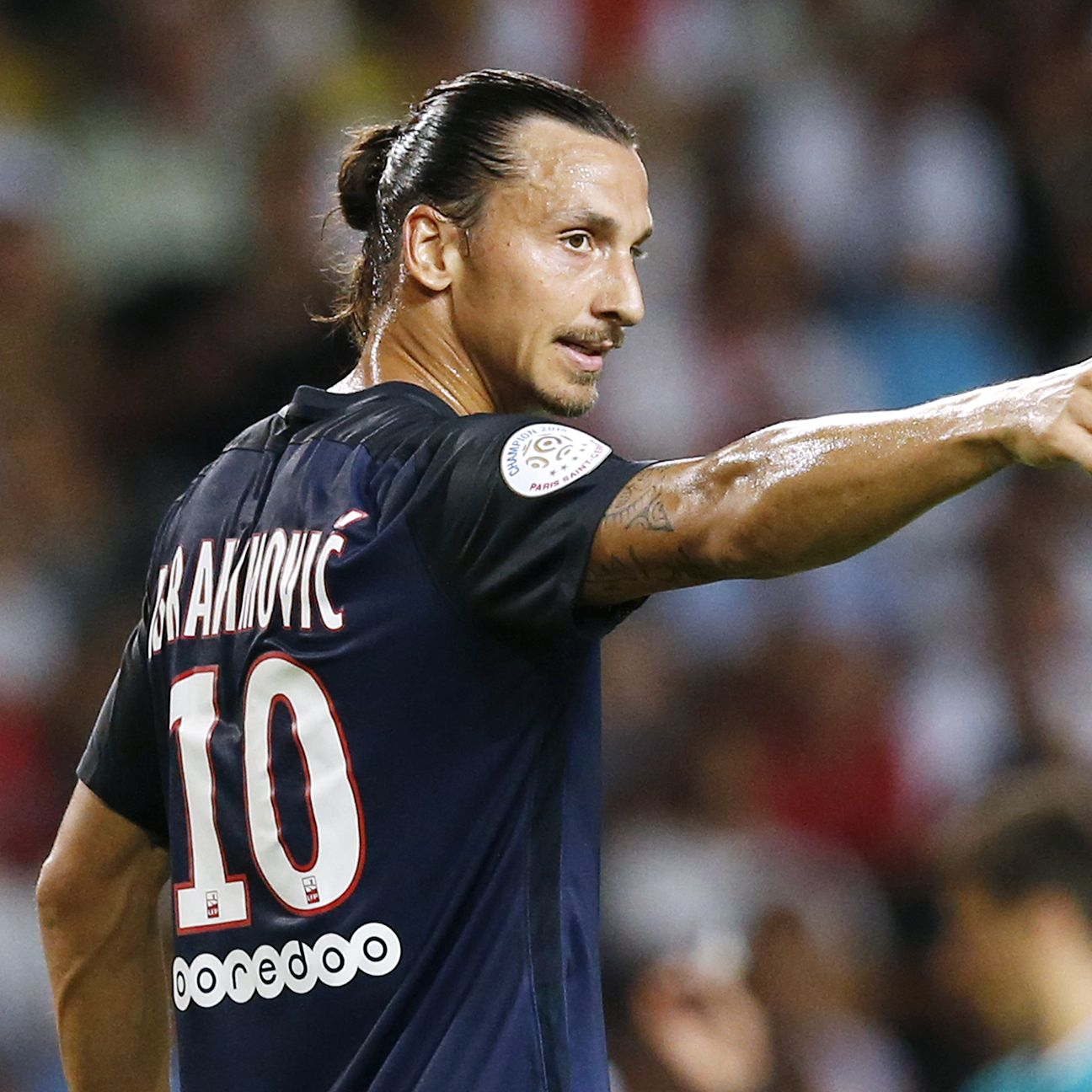 Zlatan Ibrahimovic and PSG hope to stretch their Ligue 1 lead before a midweek visit to Madrid.