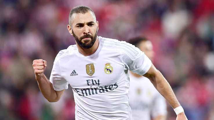 Karim Benzema's second half winner allowed Real Madrid to depart Bilbao with all three points.